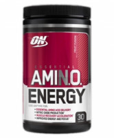 Аминокислоты Optimum Nutrition Essential Amino Energy, фруктовый пунш, 270 г