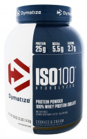 Протеин Dymatize nutrition ISO-100 WHEY 1,4 кг