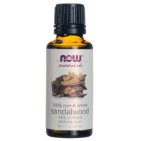 Сандаловое масло NOW. Oil Sandalwood 14% Blend  30 Мл.