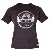 "Футболка Gorilla Wear ""Rocklin"" Черная"