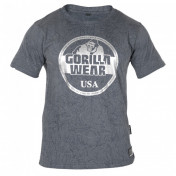 "Футболка Gorilla Wear ""Rocklin"" Серая"