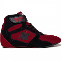 Кроссовки женские Perry High Tops Pro - Red/Black