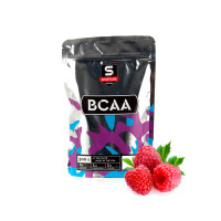 BCAA SportLine Nutrition 2:1:1, малина, 300 г