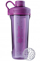 Шейкер Blender Bottle Radian Tritan Full Color, сливовый, 946 мл