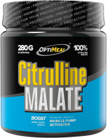 Цитрулин OptiMeal Citrulline Malate, без вкуса, 280 г
