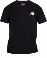 Футболка Gorilla wear Essential V-Neck Black 90511