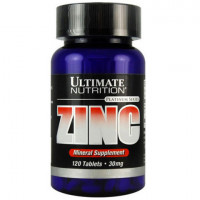Минералы Ultimate Nutrition Zinc 120 таб.