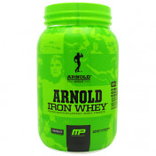 Протеин Muscle pharm Arnold Serious Arnold Iron Whey 908 г.