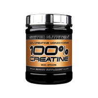 Креатин Scitec Nutrition Creatine 100% Pure 300 г.