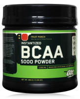 BCAA Optimum nutrition BCAA 5000 Powder New 380 г.