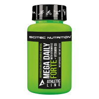 Витамины Scitec Nutrtion AthleticLine Mega Daily Forte 90 капс