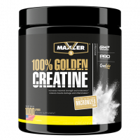 Креатин Maxler 100% Golden Creatine 1000 г