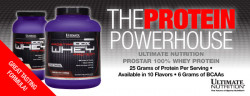 Протеин Ultimate Nutrition Prostar 100% Whey Protein 2390 г.