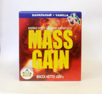 Гейнер Super set Mass Gain 4200 г.