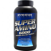 Аминокислоты Dymatize Nutrition Super Amino 6000 500 капл.
