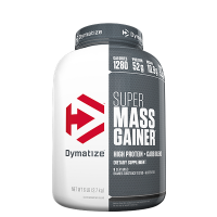 Гейнер Dymatize Nutrition Super Mass Gainer, ваниль, 2720 г