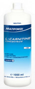 Карнитин Multipower L-carnitine Forte Liquid 1000 мл.