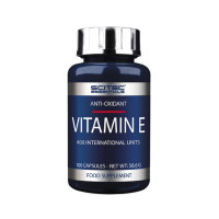 Витамины Scitec Nutrition Vitamin E 100 капс.
