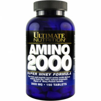 Аминокислоты Ultimate nutrition Amino Gold 2000 150 таб.