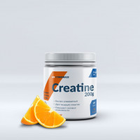 Креатин Cybermass Creatine, апельсин, 200 г