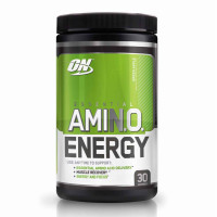 Аминокислоты Optimum Nutrition Amino Energy, зеленое яблоко, 270 г
