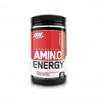 Аминокислоты Optimum Nutrition Amino Energy, клубника-лайм, 270 г