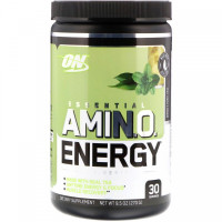 Аминокислоты Optimum Nutrition Amino Energy, сладкий чай с мятой, 270 г