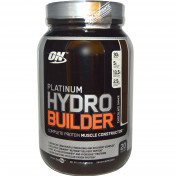 Протеин Optimum nutrition Platinum Hydro Builder 1040 г.