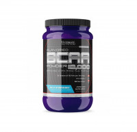 BCAA Ultimate Nutrition 12 000 Powder, ежевика, 228 г